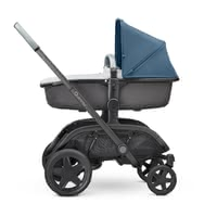 Quinny Hubb兒童推車 Hux嬰兒睡籃 -  * The ultra-light Hux carrycot is perfect for using your Quinny Hubb stroller from your little one's very first day of life.