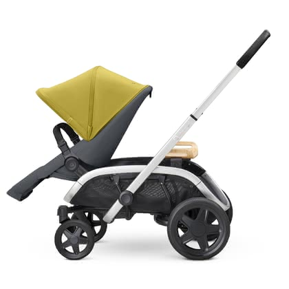 Quinny Hubb兒童推車 座位板 -  * This ingenious seat board transforms your Quinny Hubb stroller into a smart double stroller.