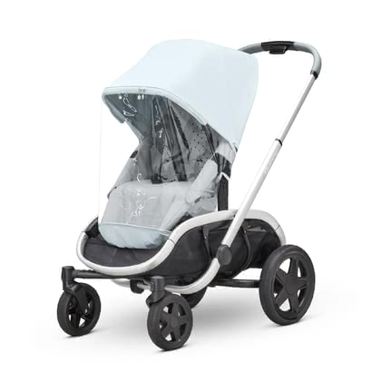Quinny Hubb兒童推車 雨罩 -  * Being out and about in whatever weather and enjoying any ride with your child at any time. In order to be well protected in the rain, the Quinny Hubb rain cover fits perfectly on your stroller Hubb.