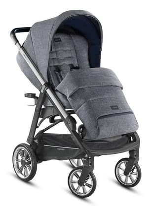 Inglesina英吉利娜Aptica 運動型推車 - * The distinctive glamorous style of this pushchair will delight trend-conscious and modern parents immediately. The Aptica is not only a sporty companion, it also scores with convenient handling and plenty of comfort for your tiny human.