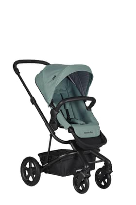 Easywalker兒童推車Harvey 2 -  * The stroller Harvey 2 provides a pleasant ride on all surfaces as well as with a number of special features you won't want to miss in everyday life with a baby.