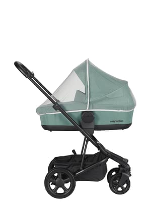Easywalker防蟲罩 適用於嬰兒睡籃Harvey 2 -  * The mosquito net for the carrycot Harvey 2 is an indispensable accessory for hot summer days. It keeps annoying insects away from your little explorer so that you can enjoy long strolls to the fullest.