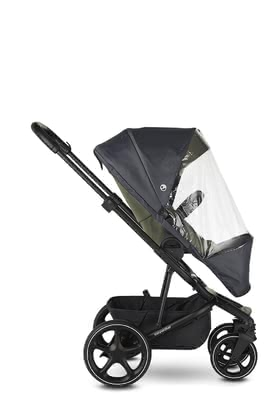 Easywalker 防雨罩 適用於推車Harvey 2 -  * The rain cover for the seat unit of the buggy Harvey 2 protects your child from wind and rain.