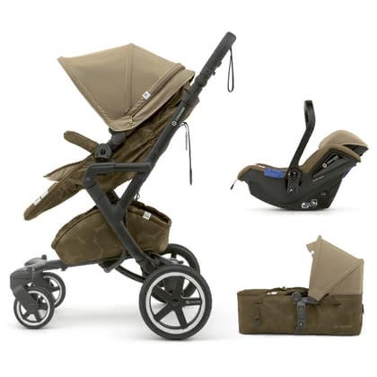 Concord出行推車組合NEO PLUS- Mobility套裝 -  * The Concord NEO Mobility-Set is stylish, modern and super agile! This exclusive premium buggy accompanies you and your baby from birth throughout the entire buggy time.