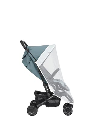 Easywalker防蟲罩 適用於輕便推車XS -  * The mosquito net for the buggy XS is an indispensable accessory for hot summer days. It keeps annoying insects away from your little explorer so that you can enjoy long strolls to the fullest.