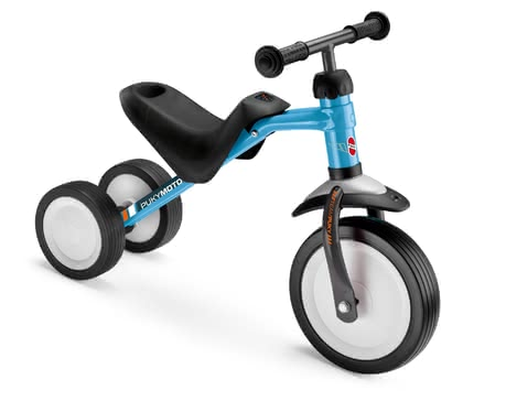 PUKYMOTO– 兒童滑行車學步車 -  * With the new PUKYMOTO, the manufacturer Puky fills the gap between a four-wheeled ride-on toy and a two-wheeled balance bike.