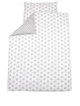 Alvi床上用品 經典款 - 100 x 135 cm -  * This adorable bed linen by Alvi will make your little one sleep heavenly.