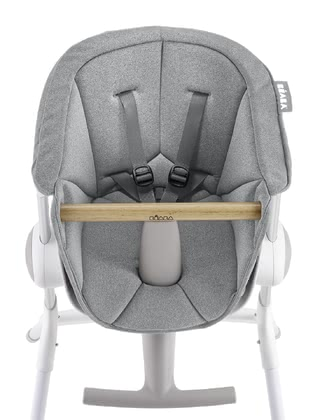 Béaba座椅內墊適用於高腳椅Up&Down -  * The Béaba seat pad matches perfectly with the ergonomic shape of the high chair Up&Down.