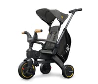 Doona多功能兒童三輪車Liki Trike S5 -  * It's time to get ready for the Liki Trike S5 – the premium version of the world's most innovative and compact folding tricycle. Behind the Liki Trike there is the idea of solving the problems of customary tricycles and providing tricycles that grow with children with more mobility – without abandoning quality, safety and a modern design.