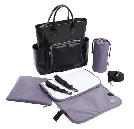 Béaba媽媽包4合一 型號Kyoto -  * This unique 4in1 changing bag Kyoto is a versatile companion that can be carried in four different ways.