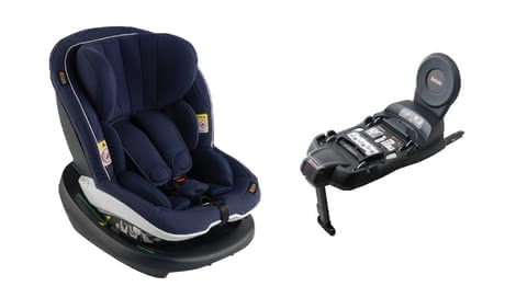 BeSafe貝賽菲iZi Modular RF i-Size 兒童安全座椅包含i-Size 底座 -  * Unlike its brother, the BeSafe iZi Modular i-Size child car seat, the BeSafe iZi Modular RF i-Size can be used rear-facing only. The rear-facing child car seat complies with the high safety criteria of the R129 standard and performed extremely well in the toughest crash test in the world, the Swedish Plus Test.