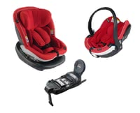 BeSafe貝賽菲iZi Modular RF i-Size提籃和座椅套裝組合 -  * The innovative 3-in-1 child safety seat system iZi Modular by BeSafe combines maximum safety, highest comfort and modern design.