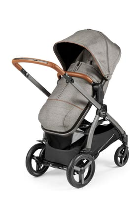 Peg-Perego運動型兒童推車Ypsi - * Flexible, versatile, functional and premium quality Made in Italy – that's the new Ypsi! It stands out as the ideal stroller for the city.
