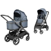 Peg-Perego 多功能兒童推車Ypsi -  * Flexible, versatile, functional and premium quality Made in Italy – that's the new Ypsi from Peg-Perego! It stands out as the perfect stroller for the city.