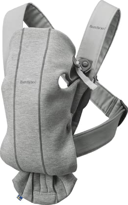 Baby Björn嬰兒背帶 Mini-3D Jersey -  * The BabyBjörn Baby Carrier Mini – 3D Jersey is the perfect first baby carrier particularly suitable for new-born babies.