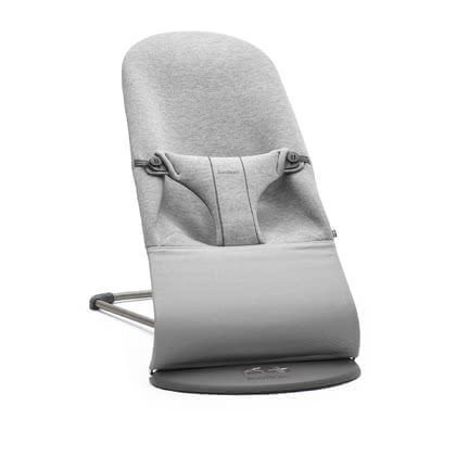 Baby Björn嬰兒搖椅Bliss 3D Jersey系列 -  * The popular baby bouncer Bliss by BabyBjörn is now also available with a seat made of 3D Jersey which feels as soft and cuddly as your favourite jumper.