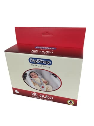 Peg-Perego 嬰兒睡籃Culla Elite 車載用套裝 -  * The Peg Perego Car Kit allows you to use your Culla Elite carrycot as a group 0 child safety seat on the back seat of your vehicle.
