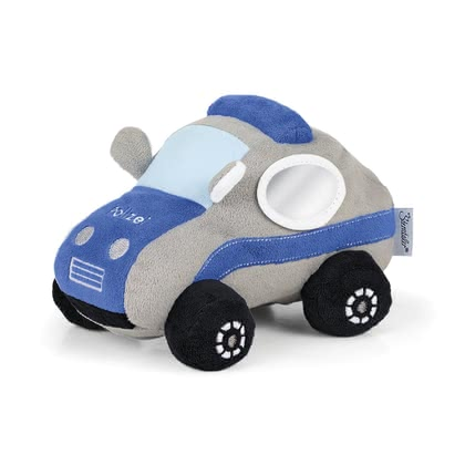 Sterntaler 小汽車造型功能玩具 -  * With the cuddly Sterntaler vehicles, your little boy is provided with ultimate fun at all times.