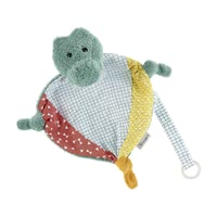 Sterntaler 口水巾 -  * The cute Sterntaler security blanket is ideal for cuddling, sucking and playing. Its fluffy soft fabric adapts perfectly and provides your baby with plenty of feel-good moments.