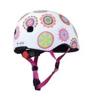 Micro兒童安全帽 -  * The helmets by Micro provide your little explorer with style, low weight as well as a high level of safety when being out and about with the balance bike or scooter.