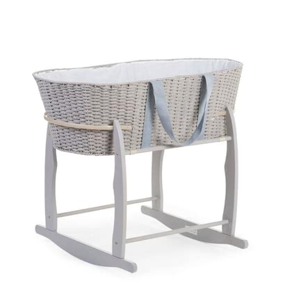 Childhome婴儿搖籃床Moses Basket -  * Pamper you child with this adorable Moses Basket in which they will sleep heavenly.