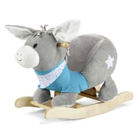Star Taler搖搖馬 -  * The Sterntaler rocking animal will bring plenty of joy and exercise into the nursery. The animal characters transform your child's room into a fun and adventurous playground.