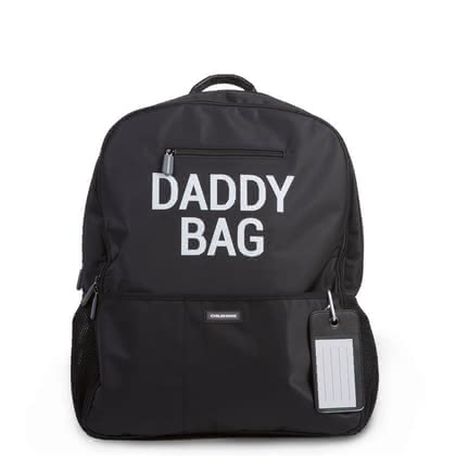 "Childhome媽媽包/背包""Daddy Bag"" -  * With the fancy changing bag and backpack by Childhome, every dad is going to cut a fine figure."
