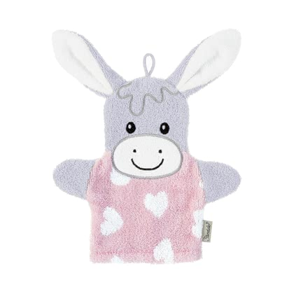 Sterntaler Playing and Washing Mitt -  * The adorable Sterntaler washing mitt that comes in a cute hand puppet design will convince even little bathing sceptics.