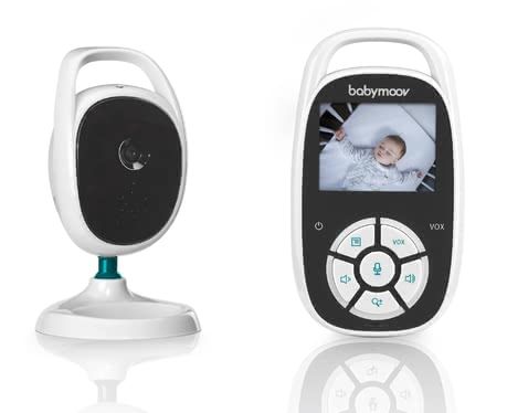 Babymoov寶寶視頻監聽器YOO-See -  * The Babymoov YOO-See is a super practical, no-frills video baby monitor which comes with many convenient features and simple operation, and thus delights new parents immediately.