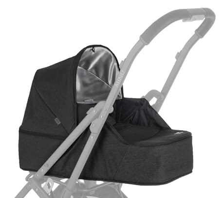 UPPAbaby MINU新生兒睡籃 -  * ✓ transforms the UPPAbaby MINU into a comfortable stroller for newborns ✓ completely flat lying position ✓ safety belt & comfort mattress