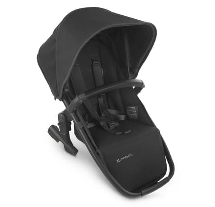 Uppababy VISTA雙胞胎推車 第二個座椅部分 -  * Take advantage of the opportunity to use all the smart configuration options of your Uppababy VISTA! When using the stylish stroller for twins and siblings, you will need the second seat for easy attachment to the chassis.