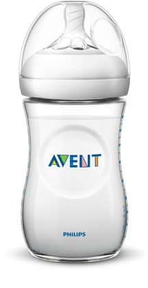 Philips AVENT飛利浦新安怡奶瓶Naturnah 2.0 -  * Equipped with a new teat, the Avent Natural 2.0 baby bottle allows you to bottle-feed your baby in a much more natural way.