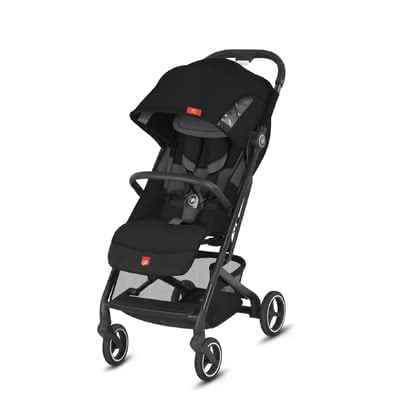 gb by Cybex Qbit+ All-City兒童手扶車 -  * The gb by Cybex buggy Qbit + All-City might be small and handy, but cuts a fine figure regarding all its great features.