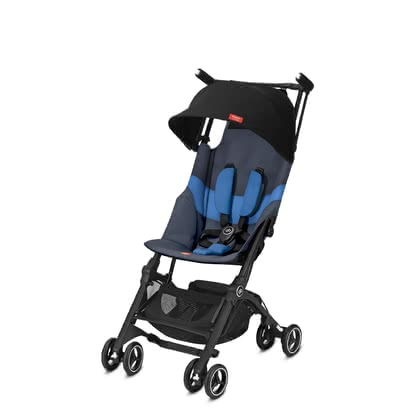 gb by Cybex 嬰兒輕便推車 Pockit + All Terrain Night Blue_navy blue 2020 - 大圖像