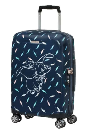 Samsonite新秀麗迪士尼Dumbo Feathers小飛象拉桿箱 -  * Travel the world with this elegant spinner from the new Disney Forever Dumbo Feathers special collection!