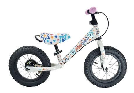 Kiddimoto平衡車 -  * The super-light Kiddimoto balance bike is perfect for little beginners at the age of 18 months and up.
