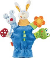 Haba手偶玩具 動物世界 -  * Haba's glove puppet is a real all-round toy with which you can promote your little one's sense of touch, sense of hearing, and sense of sight.