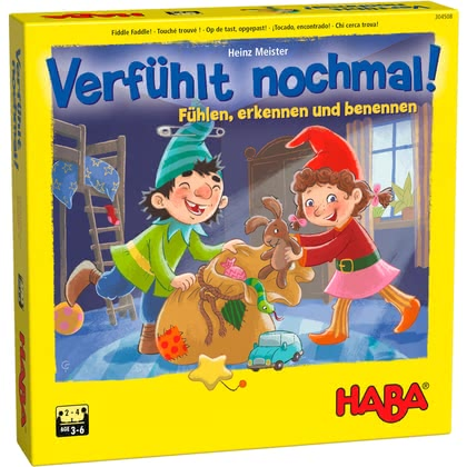 Haba學習游戲玩具 -  * Revised remake of the successful classic educational game - Made in Germany!
