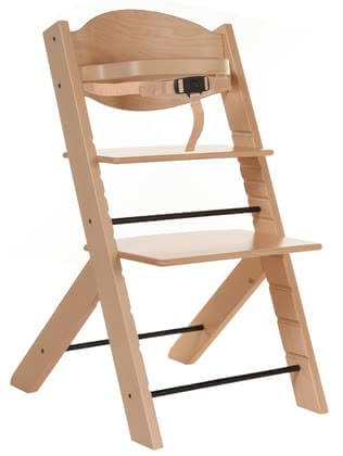 Treppy寶寶餐椅 高腳椅 -  * Treppy - the highchair that grows with your child! With the Treppy high chair, already newborns are provided with a safe and comfy spot at the family table.