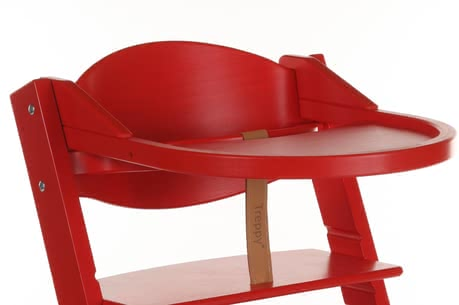 Treppy  用餐和玩耍桌面 適用於餐椅 -  * The food and play tray is a clever addition for the Treppy high chair. Attaching the tray is very simple.