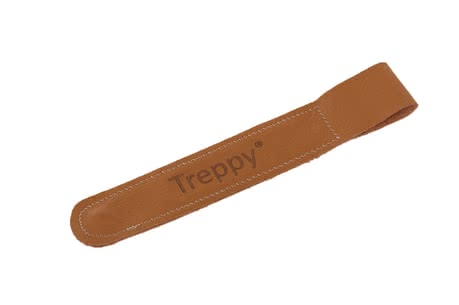 Treppy皮質安全帶 適用於餐椅 -  * The leather strap adds an elegant touch to your Treppy highchair and contributes to a special aesthetic appeal.