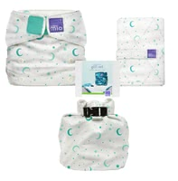 BambinoMio miosolo All-in-One Reusable Nappy Gift Set -  * Welcome to the family of cloth nappy! Stylish and wonderfully easy to use, the award-winning BambinoMio All-in-One cloth nappies will convince all new parents immediately.