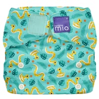 BambinoMio Miosolo 多功能防水透氣尿布褲 -  * Welcome to the family of cloth nappy! Stylish and wonderfully easy to use, the award-winning BambinoMio All-in-One cloth nappies will convince all new parents immediately.