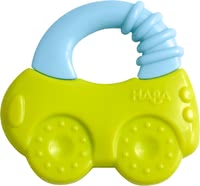 Haba 手抓玩具小汽車 -  * Your little one's first ever car is waiting to be explored!