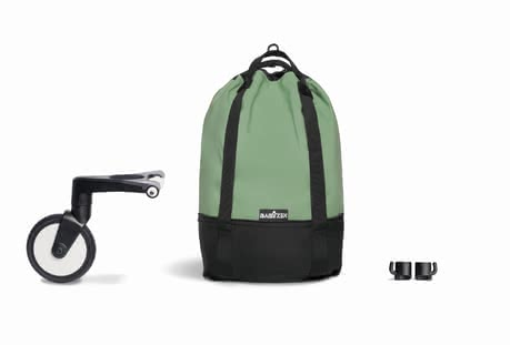 Babyzen 手推車子滾動袋 / 購物袋 -  * This unique separate rolling bag which can be attached to your BABYZEN YOYO within seconds is an absolute must-have accessory that has that certain something.