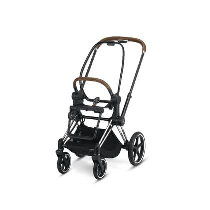 Cybex Platinum PRIAM 推車車架 Chrome - chrome 2020 - 大圖像