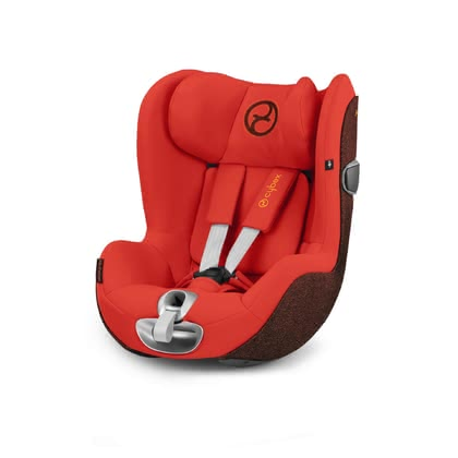 Cybex Platinum 兒童安全汽座 Sirona Z i-Size -  * Equipped with the latest standards for front and side impact protection, the new Sirona Z i-Size surpasses all its predecessors. The Sirona Z i-Size provides your little one with outstanding safety right from birth.