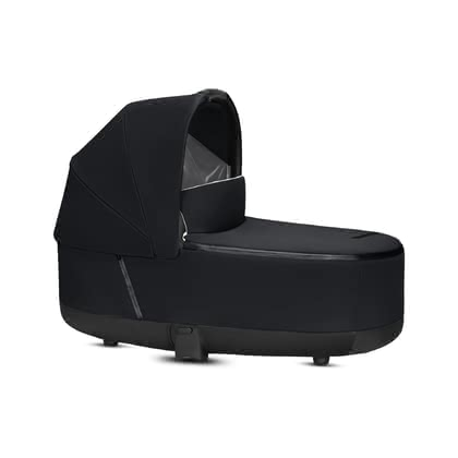 Cybex Platinum PRIAM Lux 推車睡籃 -  * The new carrycot for the Cybex Priam provides your child with 15% more space than its predecessor. From the very start, your sweet baby will travel in the Priam Lux Carry Cot feeling particularly comfy.