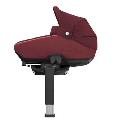 Maxi-Cosi 嬰兒推車睡籃包含FamilyFix3底座 -  * Maxi-Cosi's Jade is the first R129 approved carrycot for sleeping and travelling. With its flat recline position, traveling in the car is even safer and more comfortable for your baby.