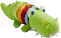 Haba 鱷魚形狀玩具 -  * This cheerful crocodile is a fun baby toy and adorable stuffed animal in one. Its bright colours and ingenious clatter effect provide fun and keep your little one in a good mood.